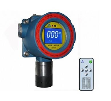 HQTC-200Y型红外遥控智能数显气体探测器